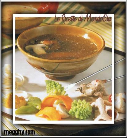 Fondue chinoise di carne e verdure con salse