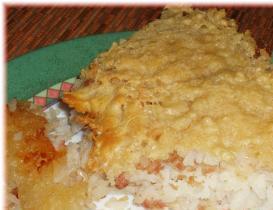 Soufflé di riso