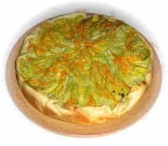 Crostata vegetariana