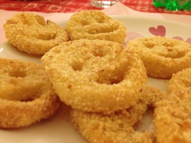 Crocchette di patate e merluzzo al forno