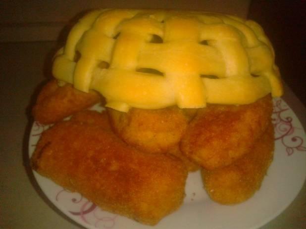Crocchette di pollo...in trappola!