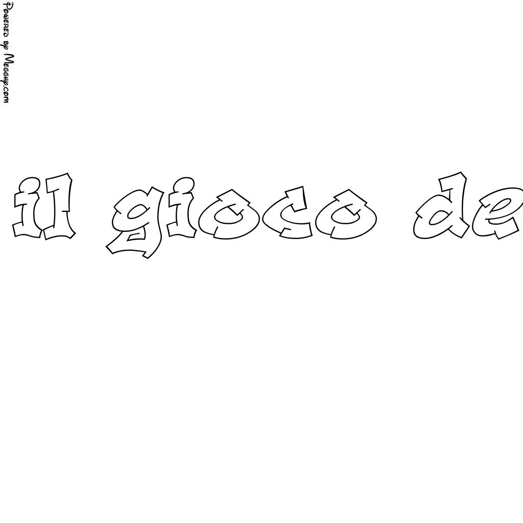 Disegno per bambini il gioco dell oca 10644 da stampare e for Gioco dell oca da stampare e colorare