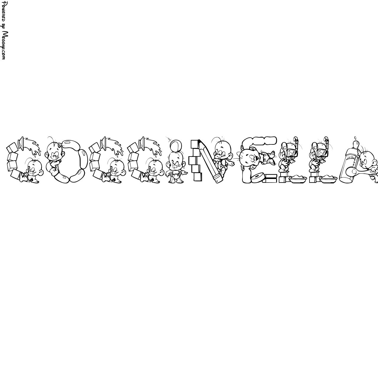 Disegno Per Bambini Coccinella 20237 Da Stampare E Colorare