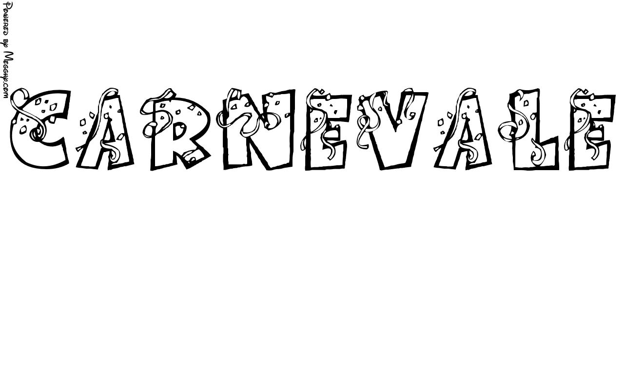 Disegno Per Bambini Carnevale 22770 Da Stampare E Colorare