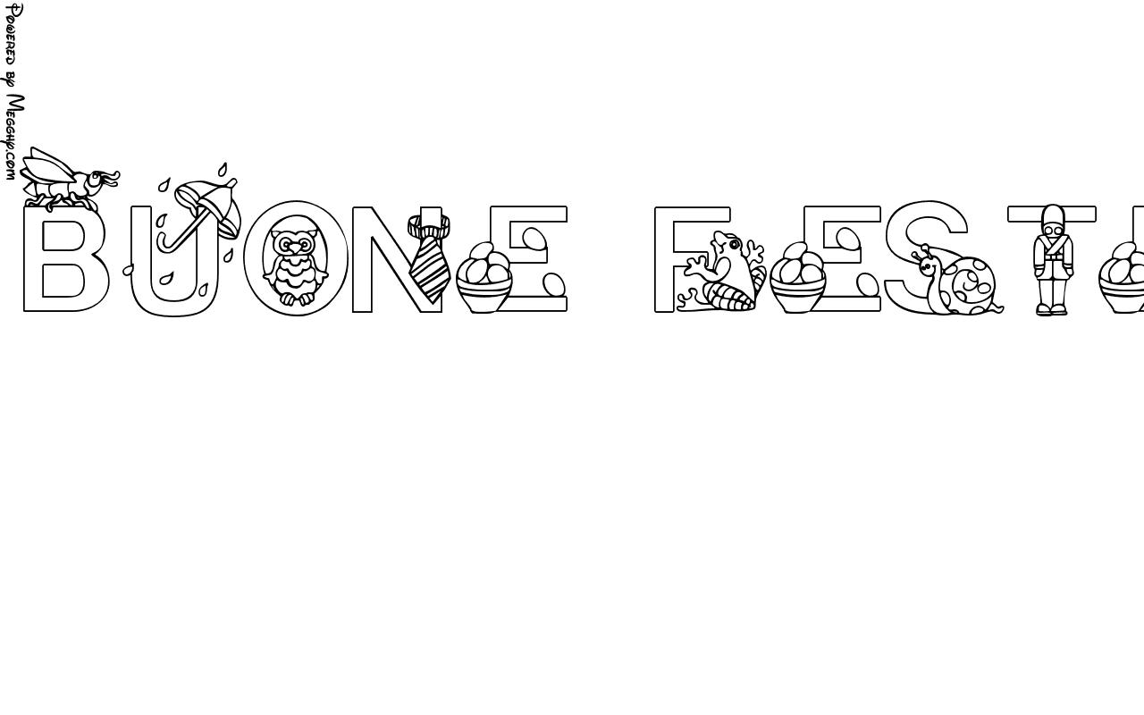 Disegno Per Bambini Buone Feste 26210 Da Stampare E Colorare