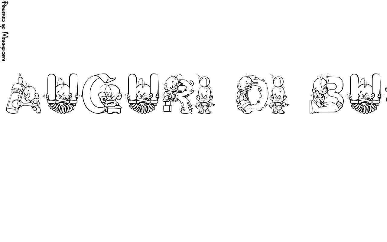 Disegno Per Bambini Auguri Di Buon Compleanno Nonno Aldo 46288 Da