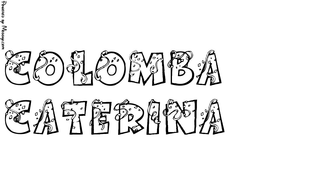 Disegno Per Bambini Colomba 47266 Da Stampare E Colorare