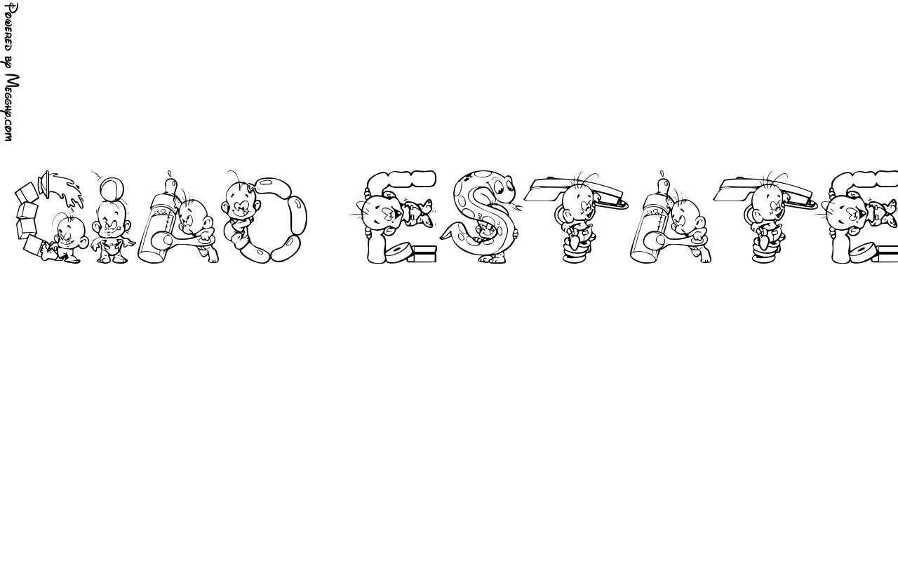 Disegno per bambini ciao estate 48311 da stampare e colorare for Disegni marini da stampare