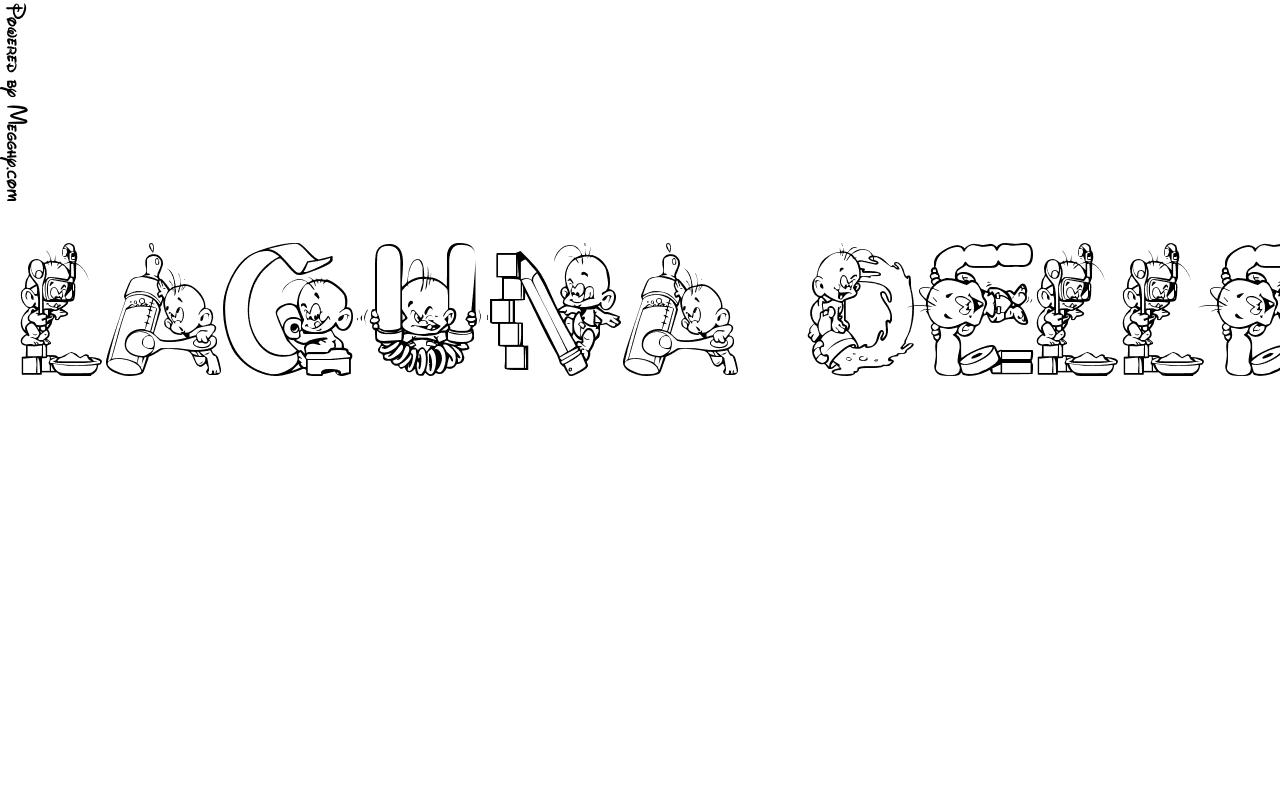 Disegno Per Bambini Laguna Delle Sirene 76688 Da Stampare E Colorare