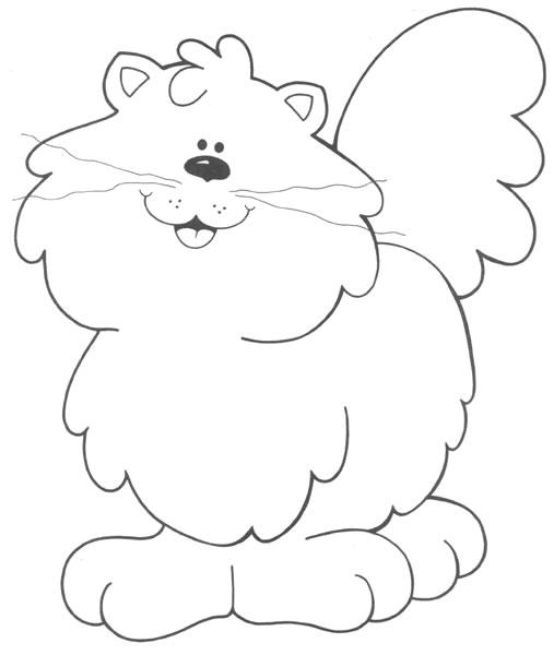 Disegno Gatti 44