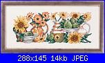 Permin of Copenhagen - schemi e link-permin-15586-yellow-flowers-jpg