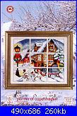 Permin of Copenhagen - Natale - schemi e link-christmas-windows-70-3210-jpg