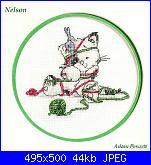 Anchor - Nelson the cat (by Adam Prescott)- schemi e link-gattino-gomitoli-1-jpg