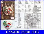 Permin of Copenhagen - Natale - schemi e link-01-9228-elf-heart-shaped-ornament-jpg