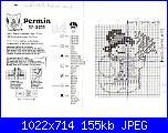 Permin of Copenhagen - Natale - schemi e link-17-3211-pupazzo-di-neve-2-jpg
