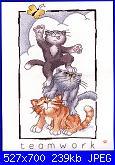 Heritage - Cats Rule - Peter Underhill - schemi e link-3-gatitos-jpg