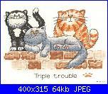 Heritage - Cats Rule - Peter Underhill - schemi e link-triple-trouble-jpg