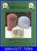 The Workbasket - schemi e link-109-quaker-swan-frog-house-cover-jpg