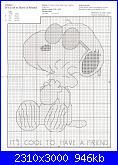 Leisure Arts - schemi e link-leisure-arts-28003-peanuts-its-cool-have-friend-1-jpg