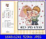 SODA - Giapponesi-coreani: sposi - schemi e link-376082303-jpg
