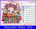 SODA - Giapponesi-Coreani: bambini singoli  - schemi e link-2-jpg