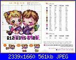 SODA - Giapponesi-Coreani: bambini singoli  - schemi e link-2006752143892-jpg