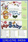 SODA - Giapponesi-Coreani: gruppi, sampler, animali... - schemi e link-cross-stitch-green-ss-m-75-02-jpg