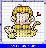 SODA - Giapponesi-Coreani: gruppi, sampler, animali... - schemi e link-animais-1-4-jpg