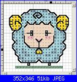 SODA - Giapponesi-Coreani: gruppi, sampler, animali... - schemi e link-animais-1-5-jpg