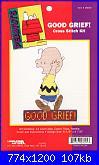 Leisure Arts - schemi e link-la-028005-peanuts-good-grief-%3D-jcs-28005-jpg