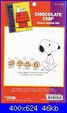 Leisure Arts - schemi e link-la-028008-peanuts-chocolate-chip-%3D-jcs-28008-jpg