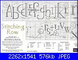 Bent Creek - schemi e link-stitching-row-1-jpg