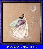 Mirabilia -  Nora Corbett - schemi e link-moon-jpg