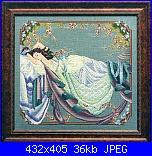 Mirabilia -  Nora Corbett - schemi e link-sleeping-jpg