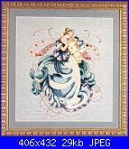 Mirabilia -  Nora Corbett - schemi e link-enchanted-jpg