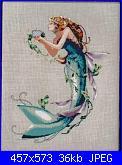 Mirabilia -  Nora Corbett - schemi e link-queen-mermaid-jpg