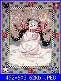 Mirabilia -  Nora Corbett - schemi e link-snow-days-jpg
