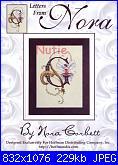 Mirabilia -  Nora Corbett - schemi e link-letter-g-jpg