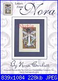 Mirabilia -  Nora Corbett - schemi e link-letter-i-jpg