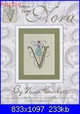 Mirabilia -  Nora Corbett - schemi e link-letter-v-1-jpg