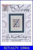 Mirabilia -  Nora Corbett - schemi e link-z-jpg