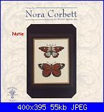 Mirabilia -  Nora Corbett - schemi e link-nc105-butterflies-gold-jpg