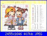 SODA - giapponesi-coreani: coppie - schemi e link-462697881-jpg
