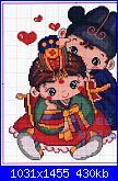 SODA - giapponesi-coreani: coppie - schemi e link-817317188-jpg