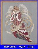 Lavender & Lace -  Schemi e link-39-angel-chris-jpg