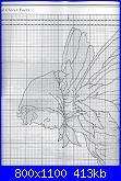 DMC - The Flower Fairies (Cicely Mary Barker) - schemi e link-the_red_clover_fairy_8-jpg