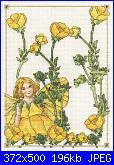 DMC - The Flower Fairies (Cicely Mary Barker) - schemi e link-bl561-56-500x500-jpg