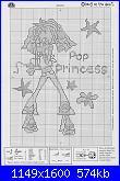Dmc - Bang On The Door - schemi e link-dmc-pop-princess1-jpg
