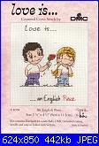 DMC - Love is ... - L'amore è ... - schemi e link-k958-english-rose-1-jpg