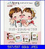 SODA - Giapponesi-coreani: sposi - schemi e link-so-4108-jpg